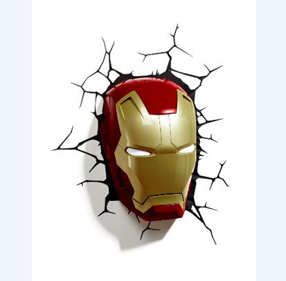 Casco De Ironman Fdh Distributions